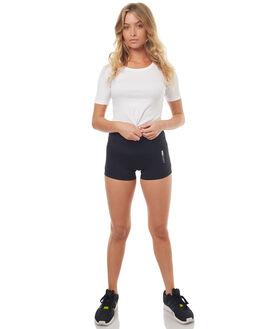 ANTHRACITE WOMENS CLOTHING ROXY ACTIVEWEAR - ERJNS03111KVJ0
