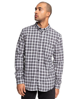 PEWTER MENS CLOTHING DC SHOES SHIRTS - EDYWT03208-KPF0