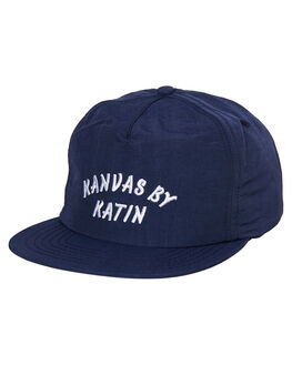 NAVY MENS ACCESSORIES KATIN HEADWEAR - HTKAN03NVY
