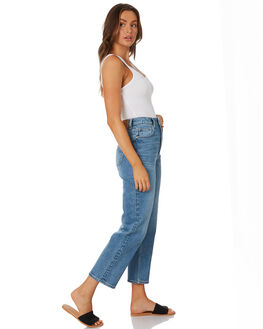 SUPPLE BLUE WOMENS CLOTHING LEE JEANS - L-656791-NK9