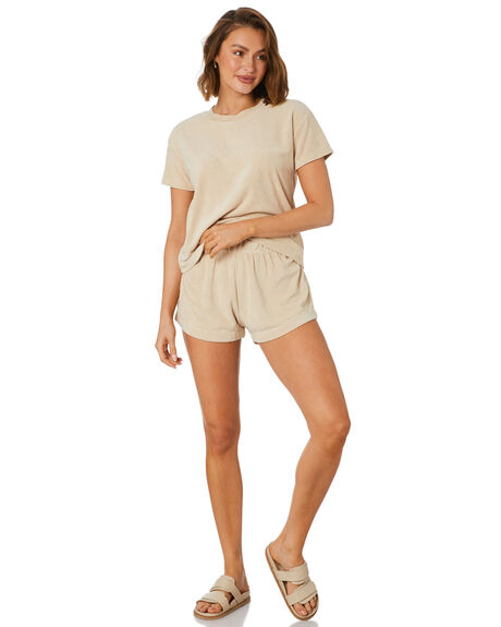 SAND WOMENS CLOTHING SWELL SHORTS - S8212235SND