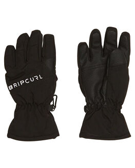 JET BLACK BOARDSPORTS SNOW RIP CURL GLOVES - SKGAA44284