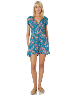 MULTI WOMENS CLOTHING VOLCOM PLAYSUITS + OVERALLS - B2831975MLT