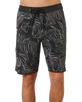 BLACK MENS CLOTHING RIP CURL BOARDSHORTS - CBONQ90090
