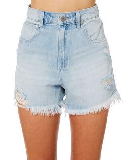 HOT N FRESH WOMENS CLOTHING A.BRAND SHORTS - 71328-4183