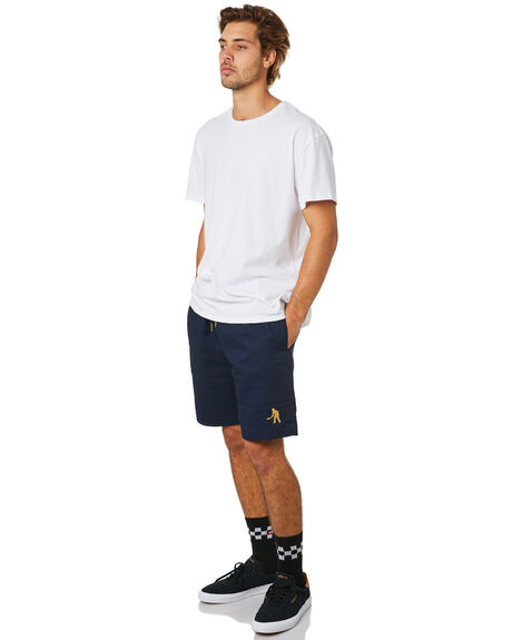 NAVY MENS CLOTHING PASS PORT SHORTS - PPWORKERSNVY