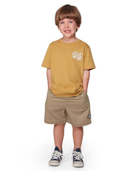 GRAVEL KIDS BOYS BILLABONG TOPS - BB-7507733-G03