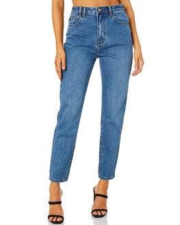 BLUE SHADOW WOMENS CLOTHING INSIGHT JEANS - 1000086379BLSHD