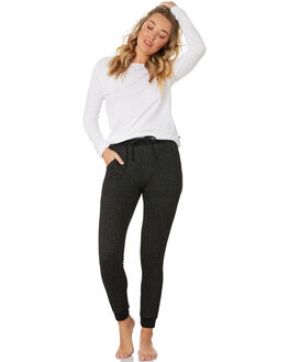 CHARCOAL WOMENS CLOTHING BETTY BASICS PANTS - BB729H20CHAR