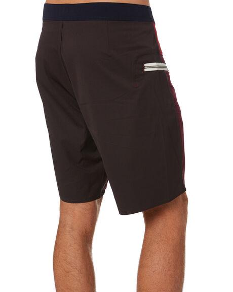 BROWN MENS CLOTHING POLER BOARDSHORTS - 21410001-BRN