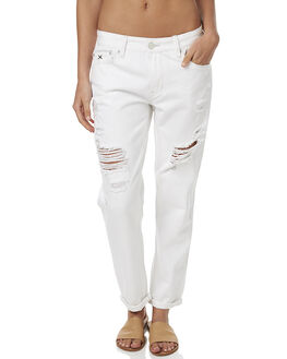 WHITEWALKER WOMENS CLOTHING RES DENIM JEANS - RW0290WHI1