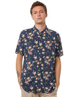 NAVY HAWAII MENS CLOTHING BARNEY COOLS SHIRTS - 116-BCONHWAI