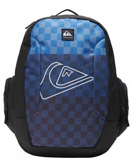 NEBULAS BLUE MENS ACCESSORIES QUIKSILVER BAGS + BACKPACKS - EQYBP03557-BQV6