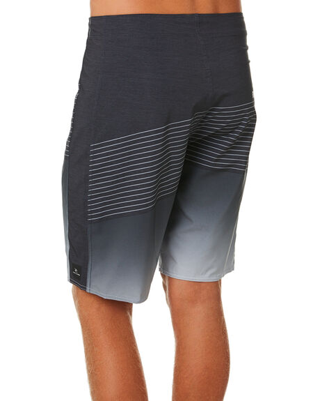 WASHED BLACK MENS CLOTHING RIP CURL BOARDSHORTS - CBOSV18264