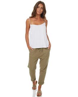 SAGE WOMENS CLOTHING RUSTY PANTS - PAL0994SGE