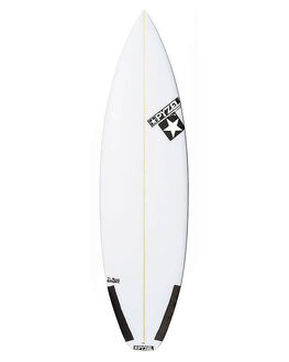 CLEAR BOARDSPORTS SURF PYZEL SURFBOARDS - PYTHEGRUNTCLR