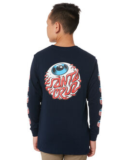 STORM KIDS BOYS SANTA CRUZ TOPS - SC-YLA9198STRM