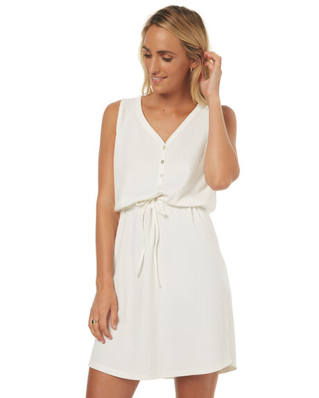 WHITE WOMENS CLOTHING SWELL DRESSES - S8171463WHITE