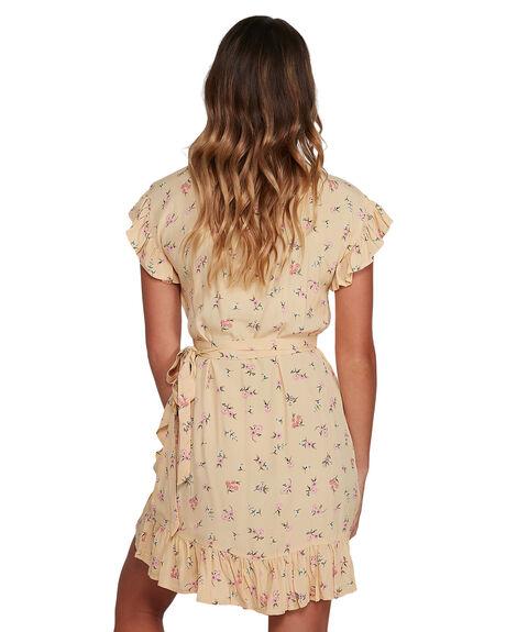 MELLOW YELLO WOMENS CLOTHING BILLABONG DRESSES - BB-6504472-MLY