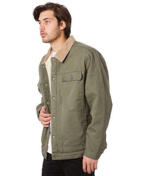 ARMY MENS CLOTHING RUSTY JACKETS - JKM0412ARM