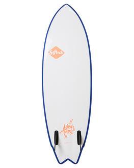 NEO RED WHITE BOARDSPORTS SURF SOFTECH PERFORMANCE - MHTII-RWH-056NRW
