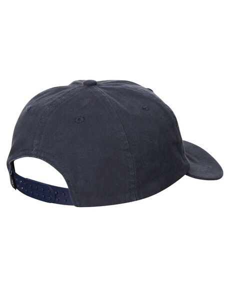 NAVY MENS ACCESSORIES AFENDS HEADWEAR - 13-08-040NVY