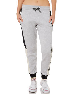 LIGHT GREY HEATHER OUTLET WOMENS RIP CURL PANTS - GPAEC13233