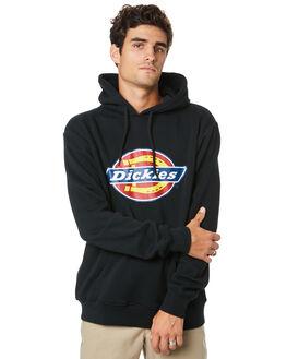 BLACK MENS CLOTHING DICKIES JUMPERS - K1200501BK