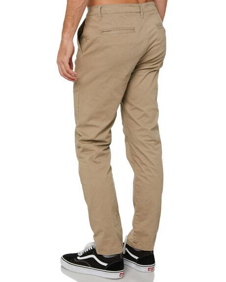 KHAKI MENS CLOTHING SWELL PANTS - S5161191KHA