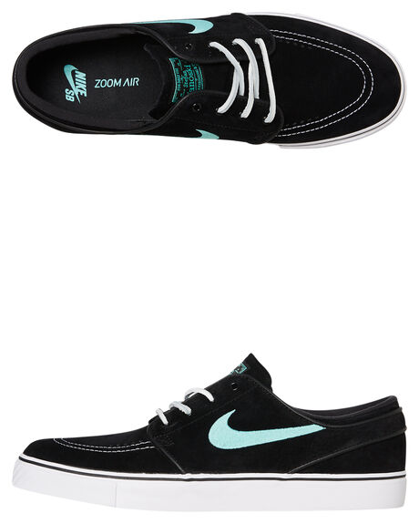 online store 99e3e fd00f BLACK MINT MENS FOOTWEAR NIKE SKATE SHOES - 833603-001