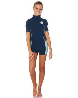 NAVY BOARDSPORTS SURF RIP CURL GIRLS - WSP6BJ0049