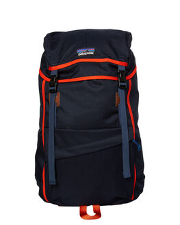 NAVY BLUE RED MENS ACCESSORIES PATAGONIA BAGS - 47970NPTR