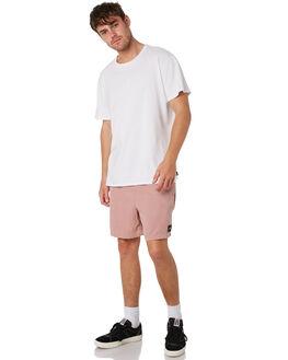WOODROSE MENS CLOTHING RUSTY SHORTS - WKM0920WDR