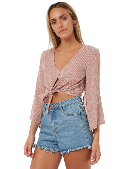 ROUGE OUTLET WOMENS THE HIDDEN WAY FASHION TOPS - H8182167ROUGE