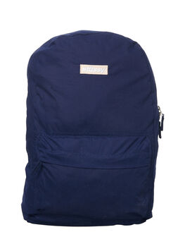 NAVY MENS ACCESSORIES STUSSY BAGS - ST773027NVY