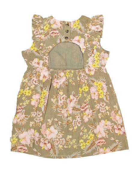OLIVE KIDS GIRLS BILLABONG DRESSES + PLAYSUITS - BB-5517461-OLV