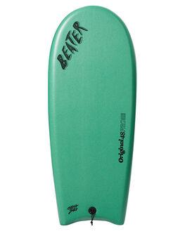 STEEL GREEN SURF SOFTBOARDS CATCH SURF FUNBOARD - BO48PRO-JRSG17