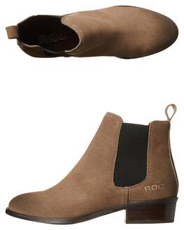 FAWN WOMENS FOOTWEAR ROC BOOTS BOOTS - VESPAFAW