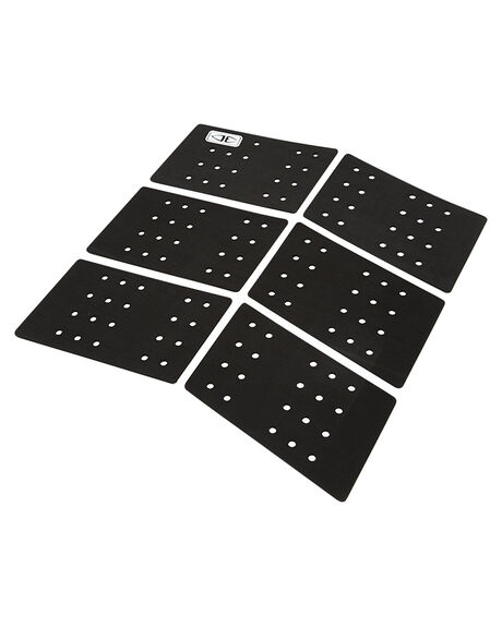 BLACK BOARDSPORTS SURF OCEAN AND EARTH TAILPADS - TP36BLK