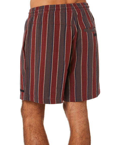 GREY MENS CLOTHING MISFIT SHORTS - MT093605GRY