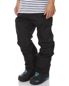 BLACK SNOW OUTERWEAR BILLABONG PANTS - Z6PM02BLACK
