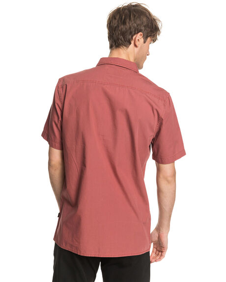 APPLE BUTTER MENS CLOTHING QUIKSILVER SHIRTS - EQYWT03979-CPH0