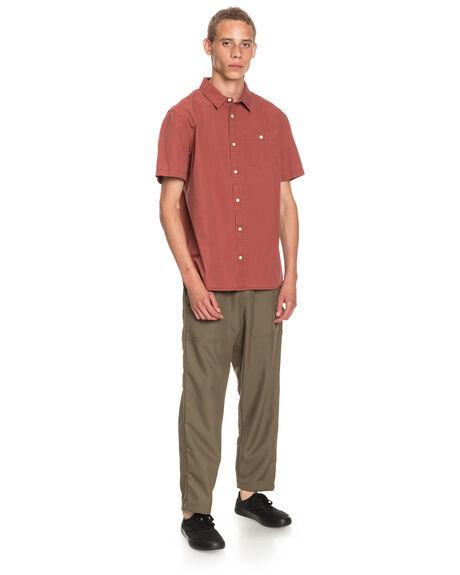 HENNA MENS CLOTHING QUIKSILVER SHIRTS - EQYWT03979-CQN0