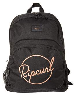 BLACK WOMENS ACCESSORIES RIP CURL BAGS + BACKPACKS - LBPLE10090