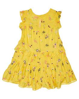 SUMMER GARDEN KIDS TODDLER GIRLS EVES SISTER DRESSES + PLAYSUITS - 8021031SMGRD
