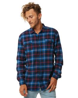 INDIGO MENS CLOTHING SWELL SHIRTS - S5173169IND