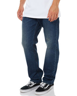 NEO ELDER MENS CLOTHING QUIKSILVER JEANS - EQYDP03334BYJY