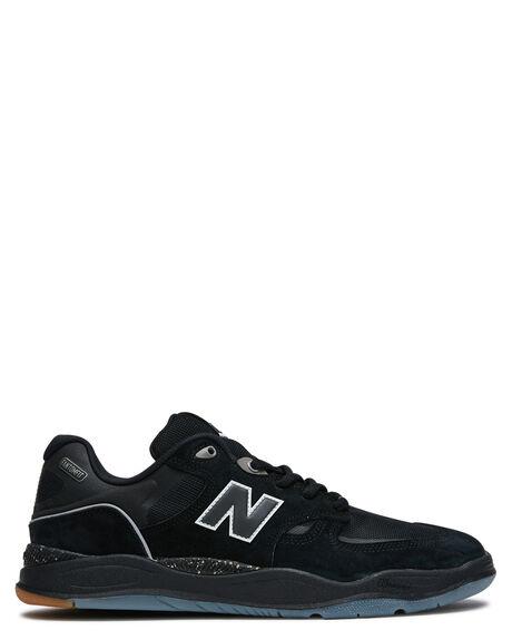 BLACK MENS FOOTWEAR NEW BALANCE SNEAKERS - NM1010BRBLK