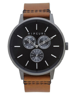 GUNMETAL MENS ACCESSORIES RIP CURL WATCHES - A31510036