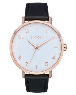 ROSE GOLD WHT BLACK WOMENS ACCESSORIES NIXON WATCHES - A10913026